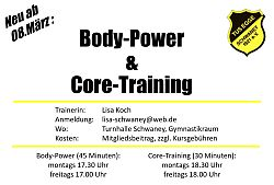 klein bodypower